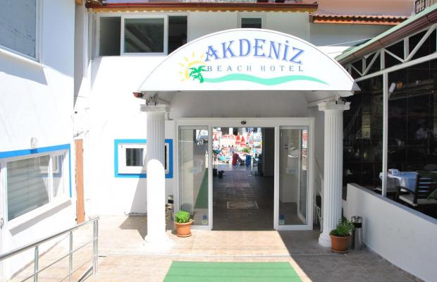 фотографии Akdeniz Beach Hotel изображение №24