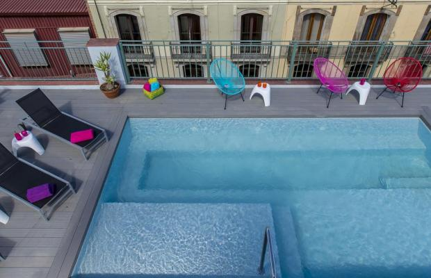 фото отеля Leonardo Hotel Barcelona Las Ramblas (ех. Hotel Principal) изображение №5