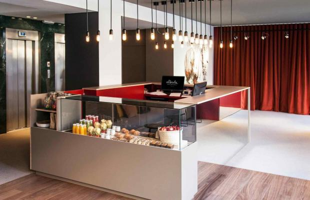 фотографии отеля Mercure Barcelona Condor (ex. Hotel Alberta Barcelona) изображение №3