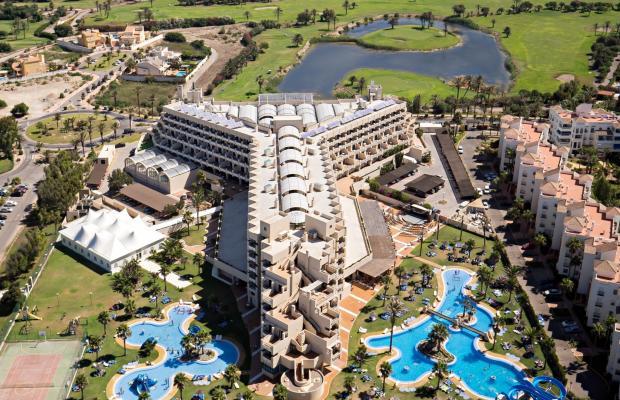 фотографии отеля AR Hoteles Almerimar изображение №51