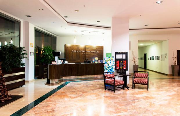 фото Husa Gran Hotel Don Manuel изображение №42