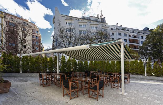 фотографии отеля Hotel San Sebastian изображение №35