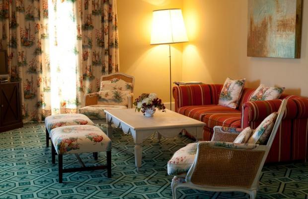 фотографии отеля Palacio Urgoiti изображение №3