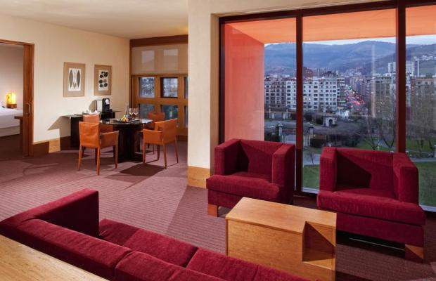 фотографии отеля Melia Bilbao (ex. Sheraton Bilbao) изображение №27