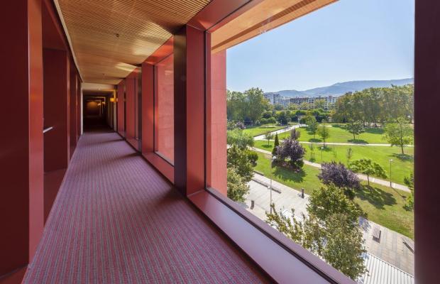 фотографии отеля Melia Bilbao (ex. Sheraton Bilbao) изображение №7