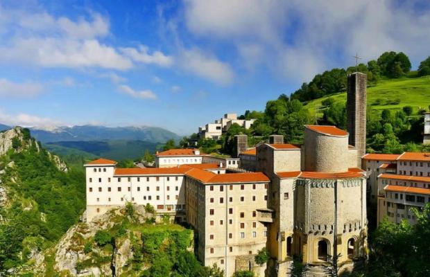 фотографии Hotel Santuario de Arantzazu изображение №28