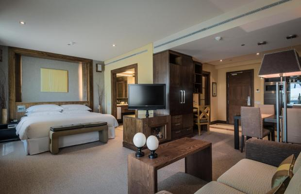 фото отеля Eurostars Suites Mirasierra (ex. Sheraton Madrid Mirasierra Hotel & Spa) изображение №25