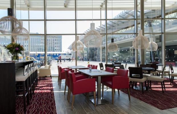 фотографии отеля Hampton by Hilton Hotel Amsterdam / Arena Boulevard изображение №7