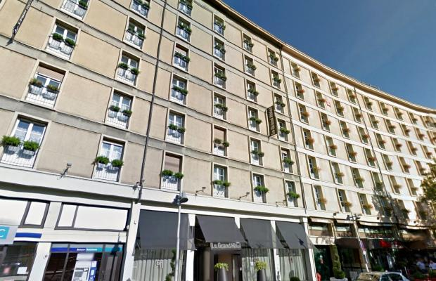 фото отеля Le Grand Hotel Strasbourg изображение №1
