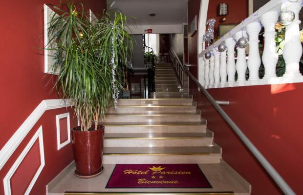 фото отеля Hotel Parisien изображение №17