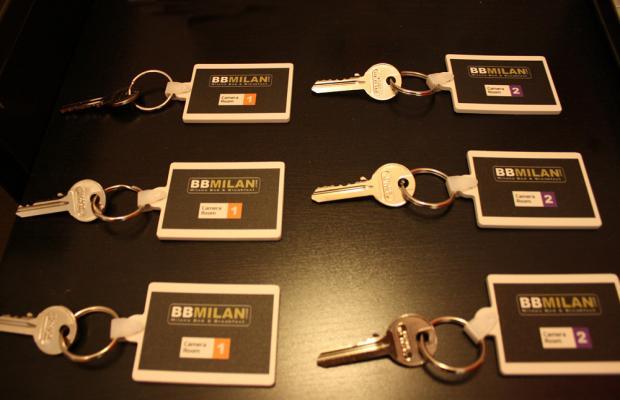 фотографии отеля B&B BBmilan изображение №7