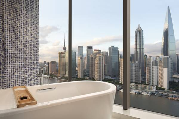 фотографии Hotel Indigo Shanghai On The Bund изображение №16