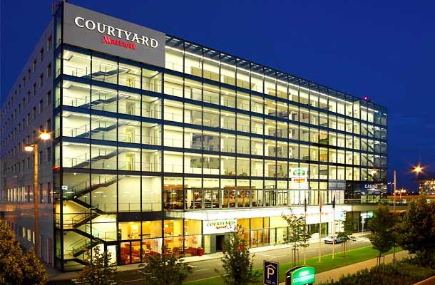фотографии отеля Courtyard by Marriott Prague Airport изображение №27