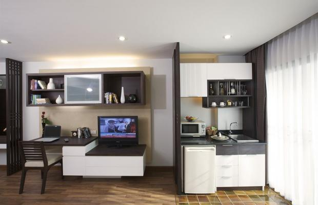 фотографии The Grand Napat Serviced Apartment изображение №20