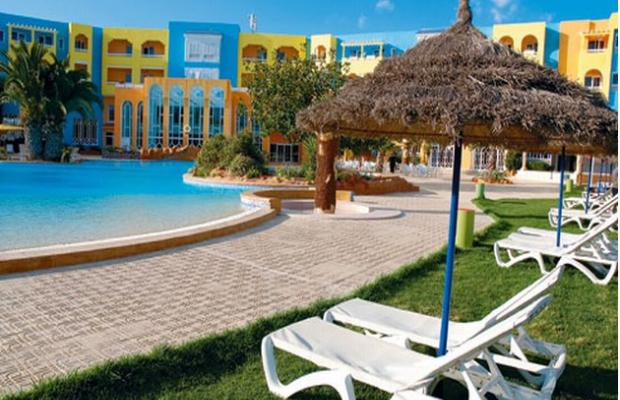 фотографии отеля Caribbean World Hammamet Village изображение №3