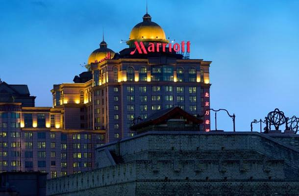 фото отеля Marriott Beijing City Wall изображение №1