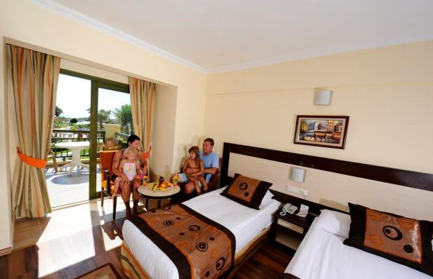 фото отеля OZ Hotels Incekum Beach Resort (ex. Incekum Beach Resort) изображение №25
