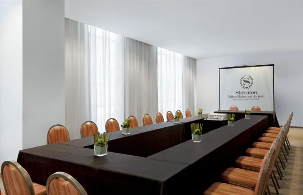 фотографии Sheraton Milan Malpensa Airport Hotel & Conference Center изображение №32