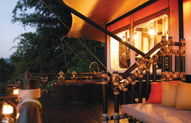 фотографии Four Seasons Tented Camp Golden Triangle изображение №12