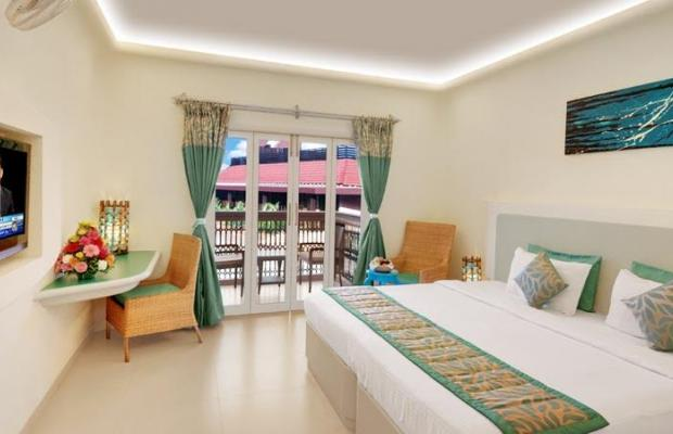 фото отеля The Golden Suites & Spa (ex. The Golden Palms Hotel & Spa Calangute) изображение №17