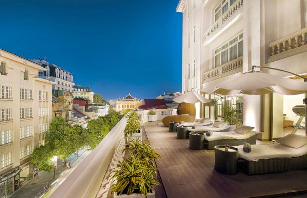 фотографии отеля Hotel de l'Opera Hanoi - MGallery Collection изображение №15