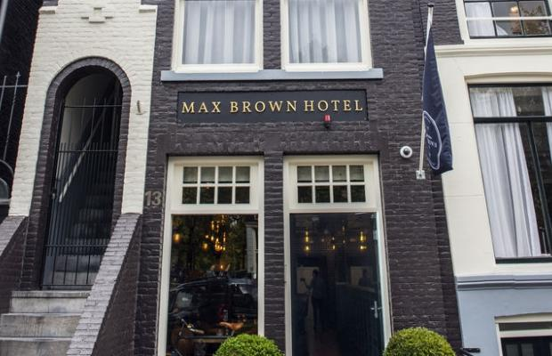 фото Max Brown Hotel Canal District (ex. Chic & Basic Amsterdam) изображение №2