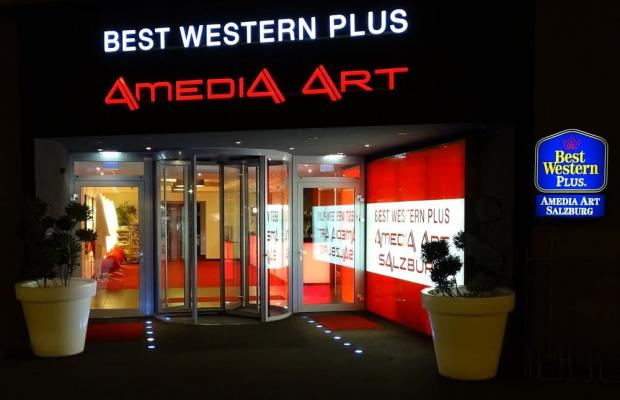 фото отеля Best Western Plus Amedia Art Salzburg изображение №25