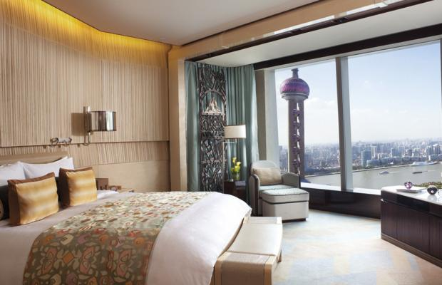фотографии отеля The Ritz-Carlton Shanghai, Pudong изображение №19