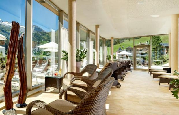 фотографии отеля Hotel Berghof Crystal Spa & Sports изображение №11