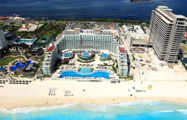 фото Hard Rock Cancun (ex. Cancun Palace Resort) изображение №46