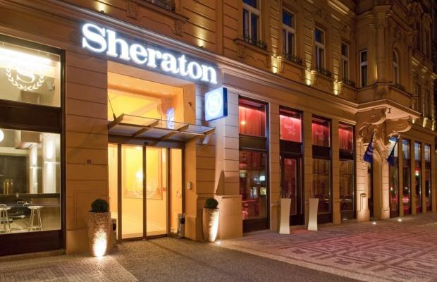 фото отеля Sheraton Prague Charles Square изображение №17