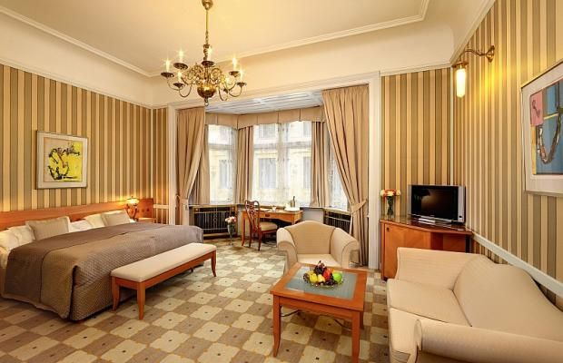 фотографии Hotel Paris Prague (ex. Pariz) изображение №20