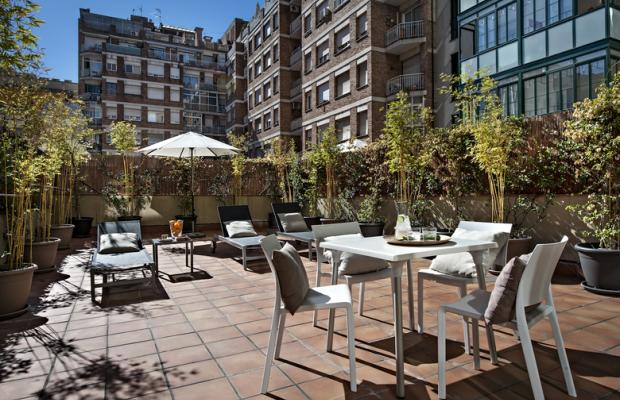 фото отеля Eric Vоkel Boutique Apartments Gran Via Suites изображение №1