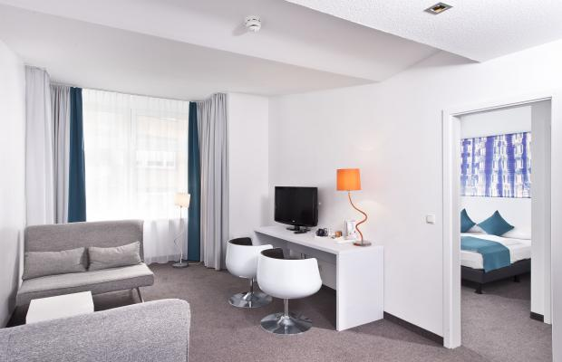 фотографии отеля Wyndham Garden Duesseldorf City Centre Koenigsallee (ex. Grand City Hotel Dusseldorf Koenigsallee; Four Points by Sheraton) изображение №11