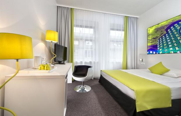 фото Wyndham Garden Duesseldorf City Centre Koenigsallee (ex. Grand City Hotel Dusseldorf Koenigsallee; Four Points by Sheraton) изображение №14