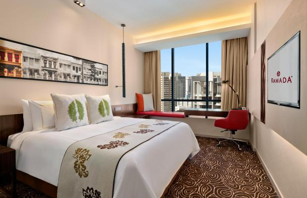 фото отеля Ramada Singapore at Zhongshan Park изображение №13