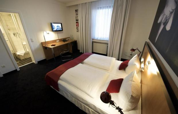фотографии отеля TRYP by Wyndham Hotel Duesseldorf City Centre Hotel (ex. Grand City Borsenhotel Dusseldorf) изображение №31