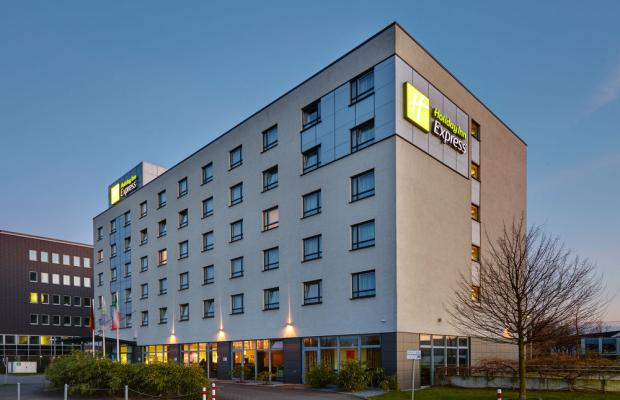 фотографии Holiday Inn Express Dusseldorf - City North (ex. Express by Holiday Inn Nord) изображение №20
