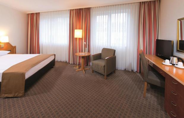 фотографии отеля Leonardo Hotel Dusseldorf City Center (ex. Holiday Inn Dusseldorf) изображение №11