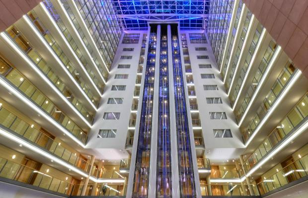 фото отеля Hilton Frankfurt City Centre изображение №33