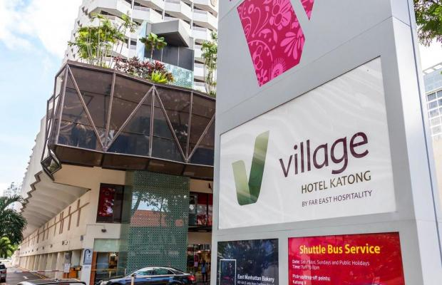 фотографии Village Hotel Katong by Far East Hospitality изображение №32