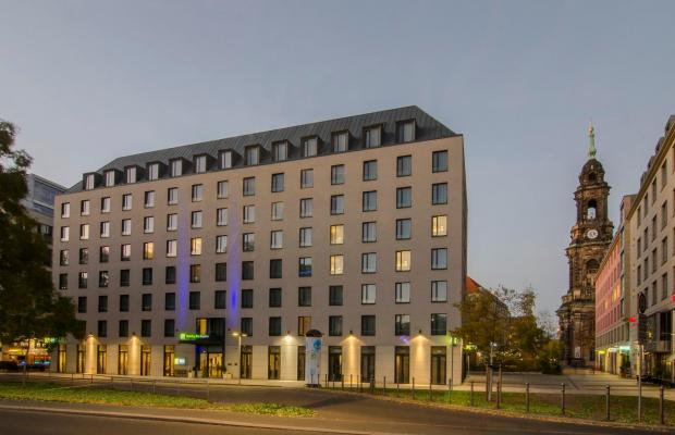 фото отеля Holiday Inn Express Dresden City Centre изображение №9