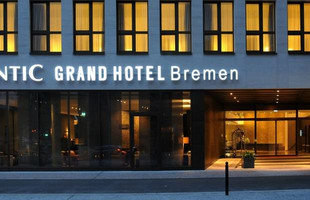фото отеля Atlantic Grand Hotel Bremen изображение №17