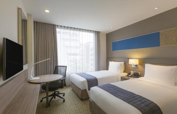 фотографии отеля Holiday Inn Express Bangkok Sathorn изображение №23