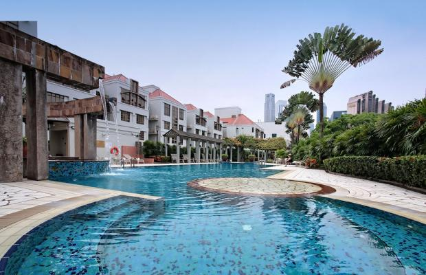 фото Village Residence Clarke Quay by Far East Hospital (ех. Central Square Village Residences) изображение №22