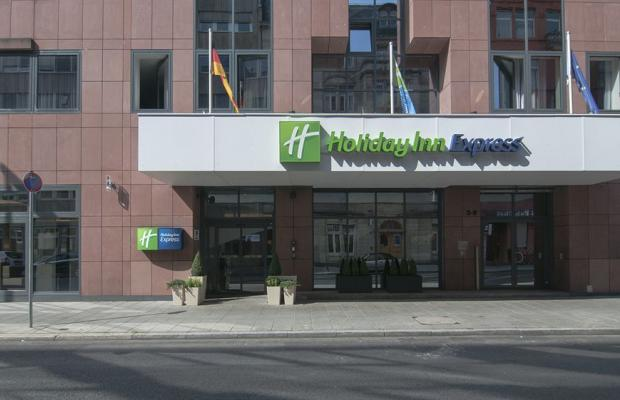 фотографии отеля Holiday Inn Express Frankfurt City - Hauptbahnhof изображение №43