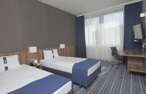 фото отеля Holiday Inn Express Frankfurt City - Hauptbahnhof изображение №13
