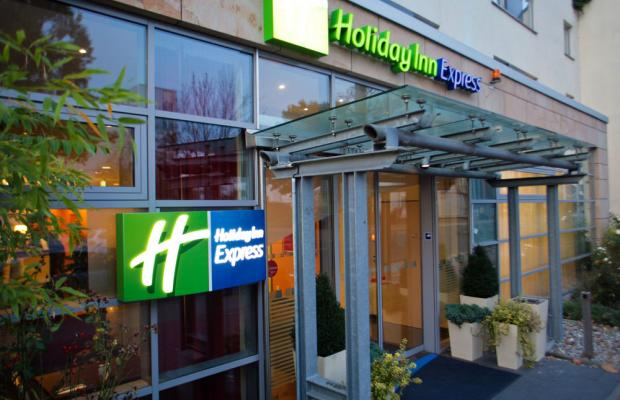 фотографии Holiday Inn Express Frankfurt - Messe изображение №4