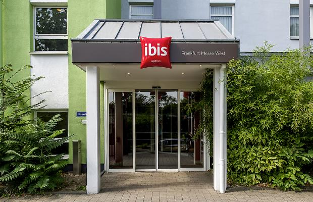 фото ibis Frankfurt Messe West изображение №2