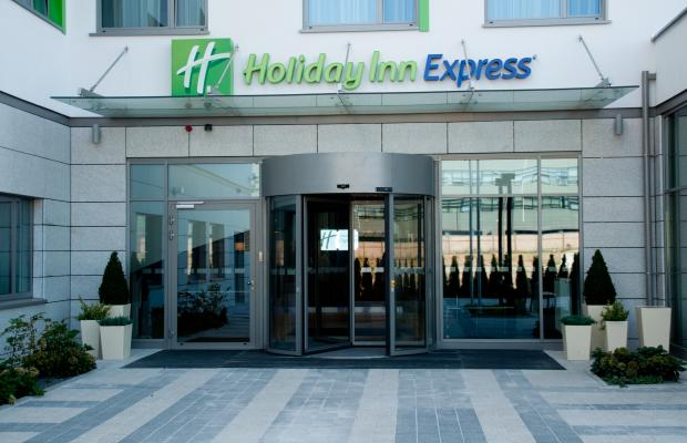 фотографии отеля Holiday Inn Express Warsaw Airport изображение №31
